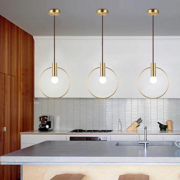 Lámparas para cocina