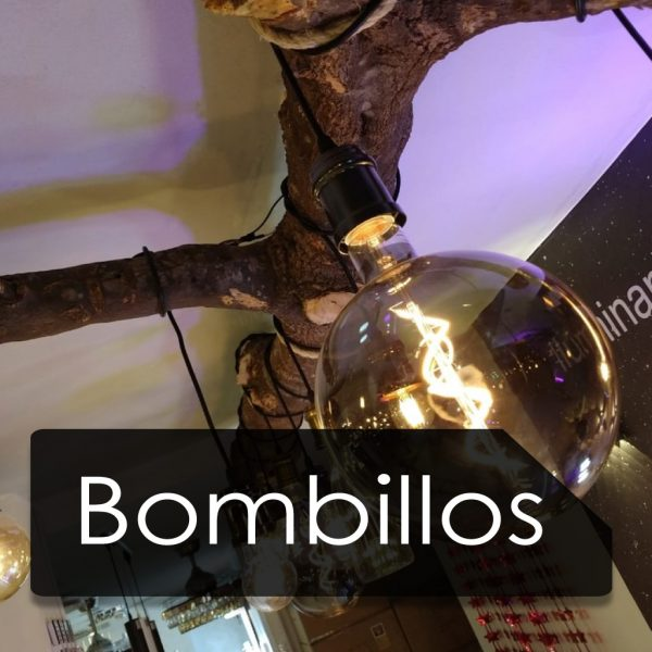 Bombillos Vintage